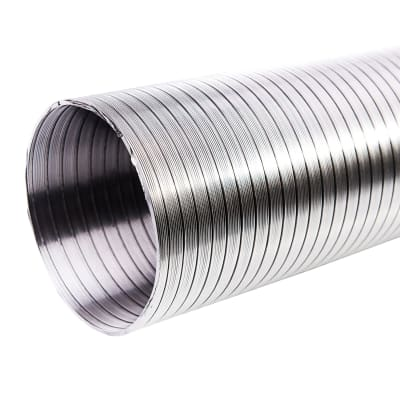 Rytons Semi Rigid Aluminium RytHose - 125mm x 1.5m