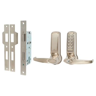Codelocks 4020 Electronic Lock - Stainless Steel