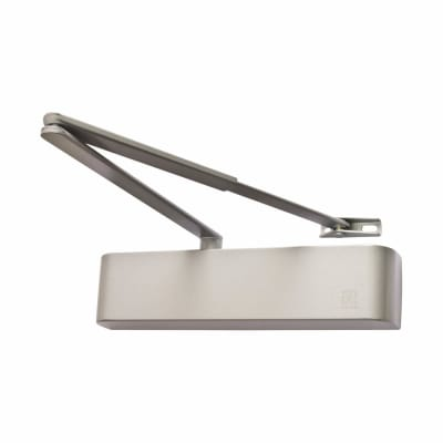 Rutland® TS5204 Door Closer - Silver