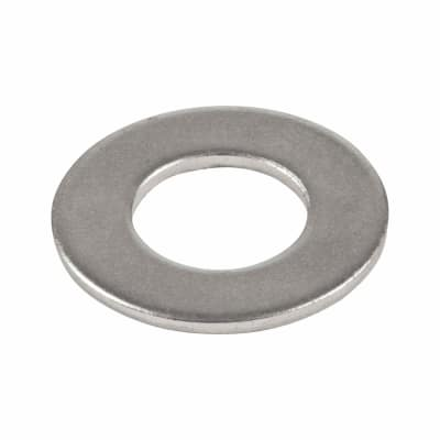 Flat Washer - Form 'B' - M10 - Zinc Plated - Pack 15