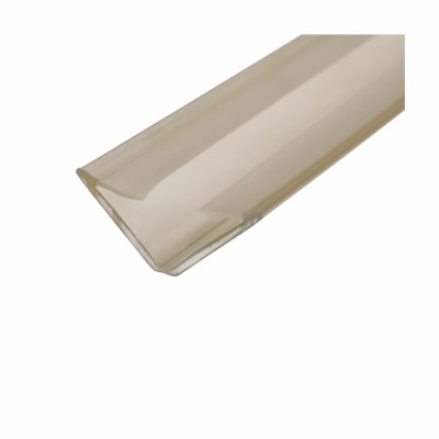 Lorient IS1212 Batwing Acoustic and Smoke Seal - 15 x 15 x 2100mm - Clear - Pack 5