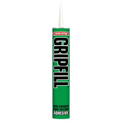 Evo-Stik Green Gripfill Grab Adhesive - 350ml