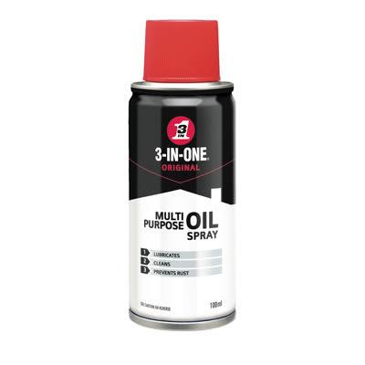 3-IN-ONE Original Multipurpose Aerosol Oil Spray-100ml