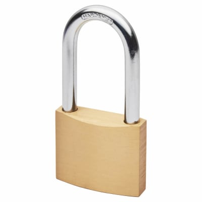 Long Shackle Padlock - 50mm - Keyed to Differ