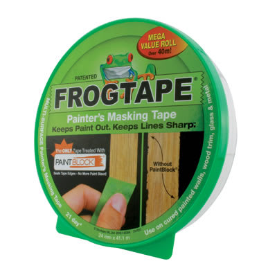 Frog Tape Multi Surface Tape - 24mm x 41.1m - Green