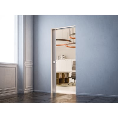 Eclisse Syntesis Single Door Kit - 100mm Wall - 726 x 2040mm Door Size
