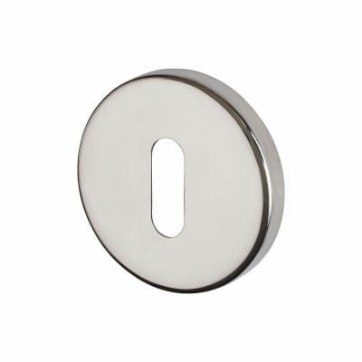 Altro Escutcheon - Keyhole - Polished Stainless Steel