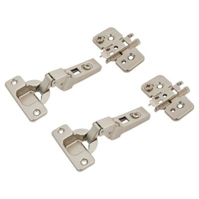 Blum CLIP Cabinet Hinge - 100° - Sprung - Dual - Pair