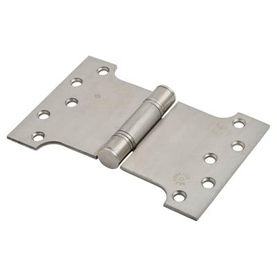 Enduro Max Parliament Hinge - 102 x 100 x 152 x 3.5mm - Satin Stainless Steel - Pair
