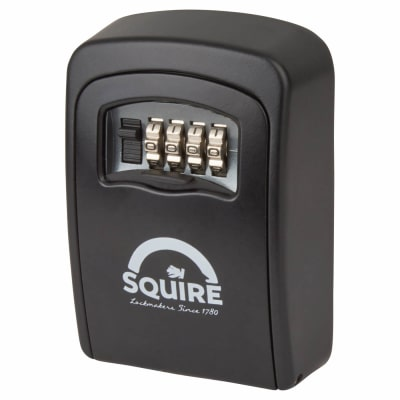 Squire Combi Key Safe - 68 x 83.5 x 37mm