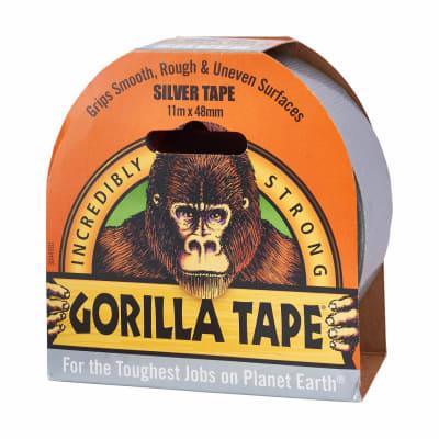 Gorilla Super Strong Tape - 48mm x 11m - Silver