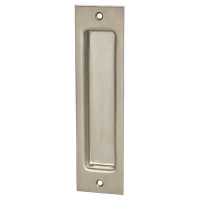 Altro Flush Handle - Satin Stainless Steel