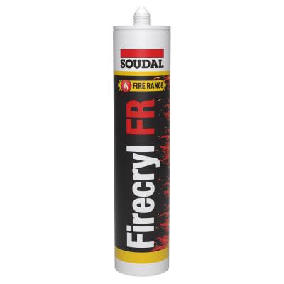 Soudal Firecryl FR - 300ml - White