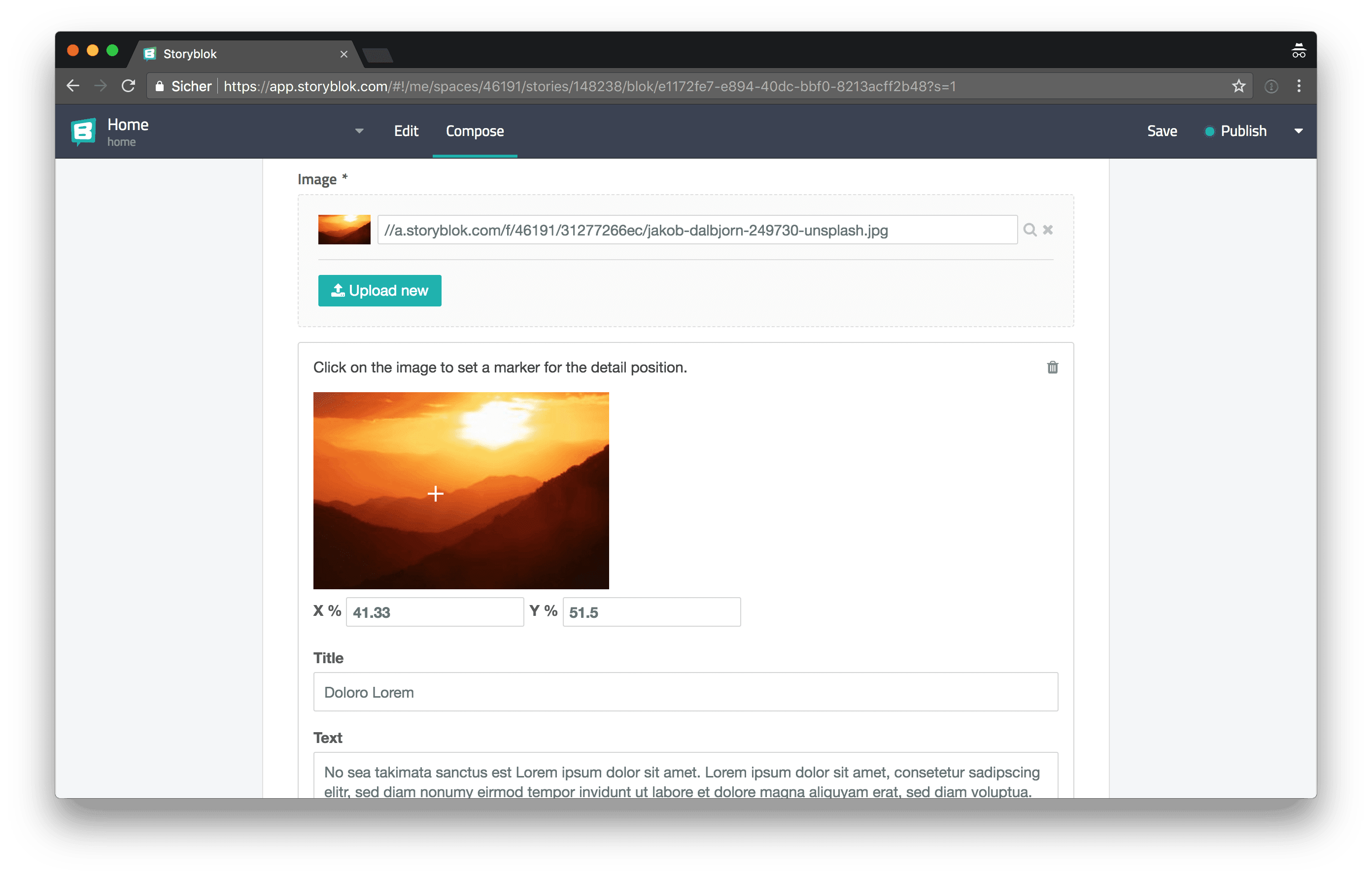 Building a Custom Storyblok Field Type Plugin With Vue js - Markus