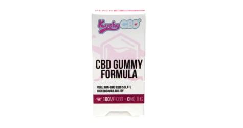 Kushy Punch - CBD Gummy - 100mg CBD