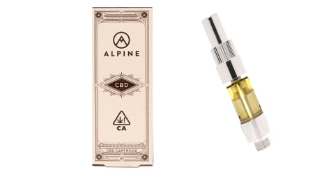 Alpine - Cannatonic 1:1 - 0 5g | March & Ash San Diego