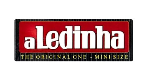 aLedinha - The Original One Mini Size Extra Slim Leaves