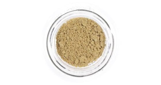 Nasha - Lemon Sour Diesel Orange Powder Hash - 1g