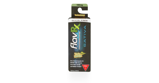 Flav - Cartridges - Train Wreck - 1000 mg