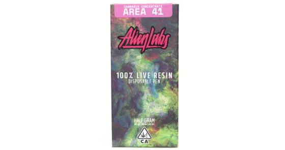 Alien Labs - Area 41 DVP - 0.5g