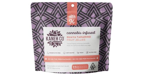Kaneh Co - Guava Tamarind 1:1 Fruit Jellies - 100mg