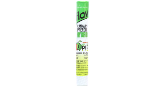 Flav - Strawberry Key Lime Pre-Roll - 1g