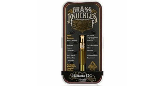 Brass Knuckles - Banana OG - 1g