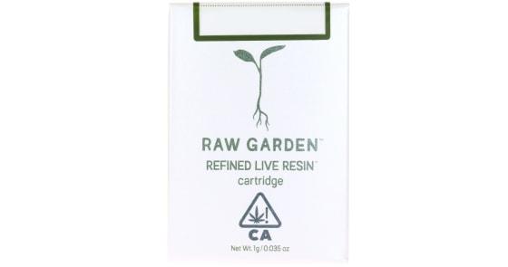 Raw Garden - Grape Chemonade Cartridge - 1g