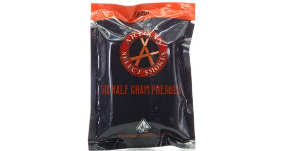 Artisan Select Smokes - Cakez Premium Pre-Rolled Joints - 6pk