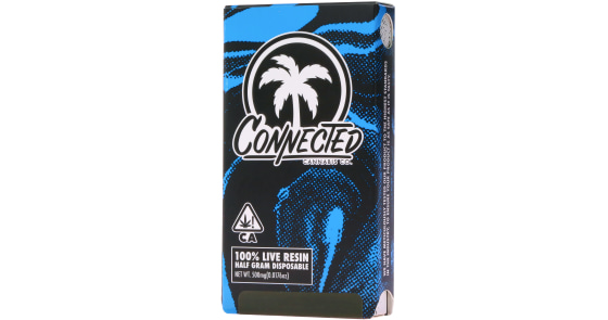 Connected - Gushers DVP - 0.5g