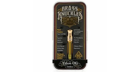 Brass Knuckles - Tahoe OG - 1g