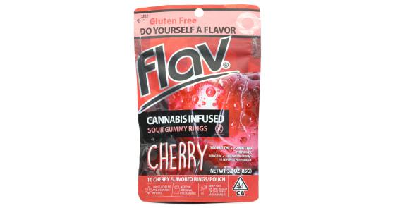 Flav - Cherry Rings - 100mg
