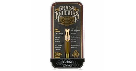 Brass Knuckles - Gelato - 1g