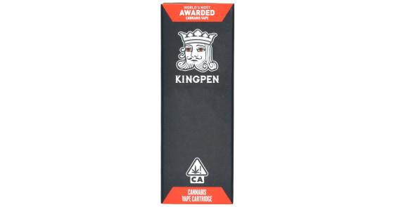 Kingpen - Super Lemon Haze Cartridge - 0.5g