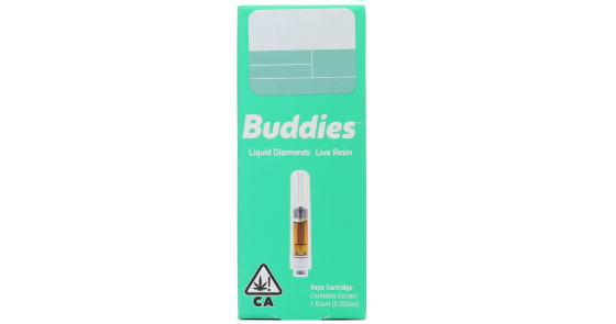 Buddies - Blue Dream Liquid Diamonds Cartridge - 1g