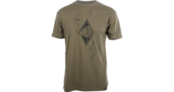 Men's - Sun & Moon Bear T-Shirt - 2XL