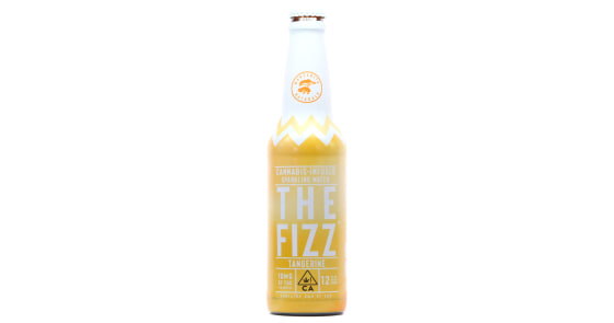 The Fizz - Tangerine Sparkling Water - 10mg