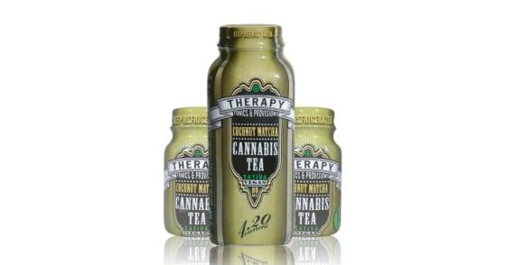Therapy Tonics & Provisions - Coconut Matcha 1.0 oz - 25 mg