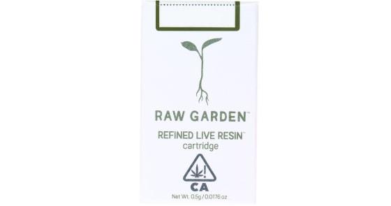 Raw Garden - Slymedoggie #11 Cartridge - 0.5g