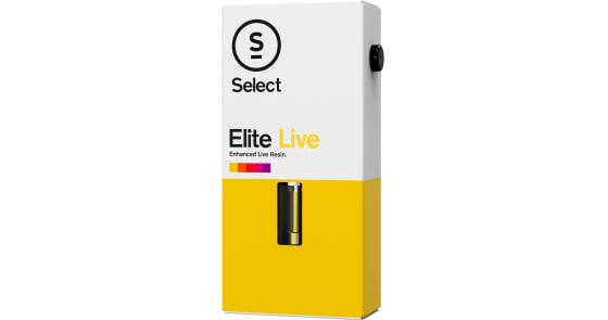 Select - Jack Herer Elite Live Resin Cartridge - 1g