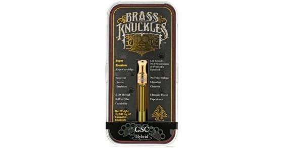 Brass Knuckles - GSC - 1g