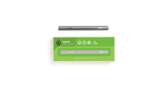 DomPen - Leaf Hybrid OG Kush DVP - 0.5g