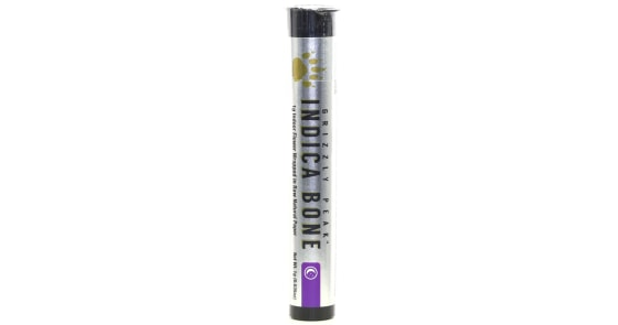 Grizzly Peak Farms - Grizzly OG Indica Bone Pre-Roll - 1g