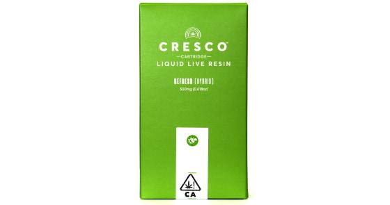 Cresco - Ghost Train Haze Liquid Live Resin Cartridge - 0.5g