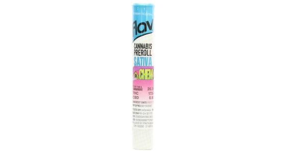 Flav - Chem 4 Pre-Roll - 1g
