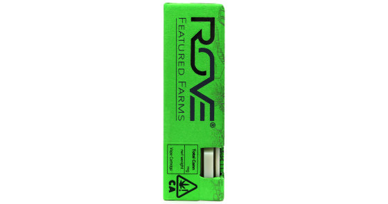 Rove - Featured Farms Silver Lotus Live Resin Cartridge - 0.5g