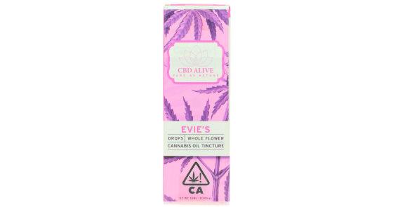 CBDAlive - 20:1 Evie's Drops - 15ml