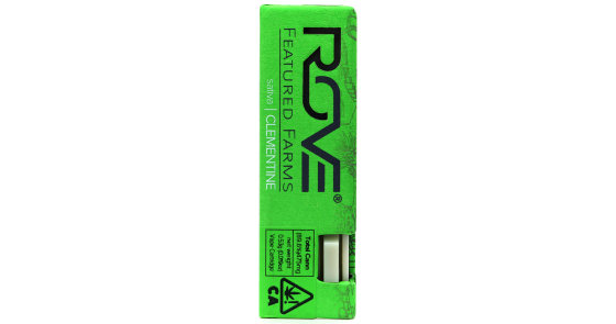 Rove - Featured Farms Clementine Cartridge - 0.5g