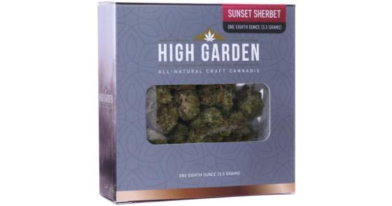 High Garden - Sunset Sherbert - 3.5g