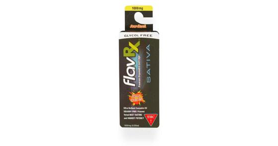 Flav - Cartridges - Sour Diesel - 1000 mg